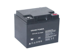12V 45ah Deepcycle Series Lead Acid Battery