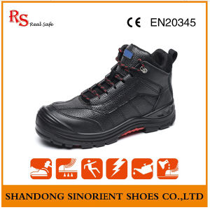 Safety Shoes Black Hammer RS892 pictures & photos