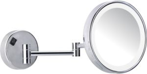 Hotel Bathroom Wall Mounted LED Magnifying Mirror pictures & photos