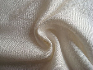 Silk Blenched Knit Jersey Fabric pictures & photos