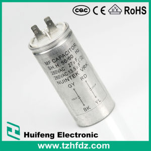250VAC 30UF Cbb65 Capacitor AC Metallized Polypropylene Capacitor pictures & photos