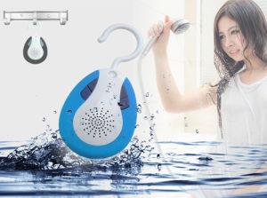 Waterproof Hook Design Bluetooth Shower Speaker with FM Shower Radio pictures & photos