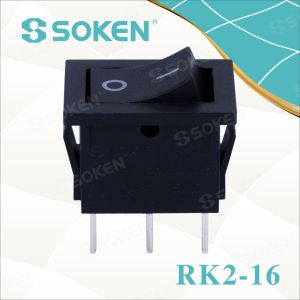 Sokne Rk2-16 1X2 on on Rocker Switch pictures & photos
