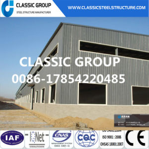 Prefabricated Light Steel Construction Design Manufacture and Install Steel Structure Warehouse pictures & photos