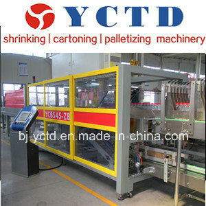 Conveyor Heat Tunnel PE Film Shrink Wrapping Machine (YCTD) pictures & photos