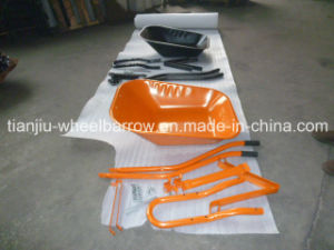 Strong Wheel Barrow (WB6200-2) for Nigeria Market pictures & photos