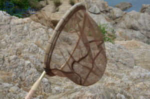 Long Handle Carp Bamboo Tenkara Fishing Landing Net pictures & photos