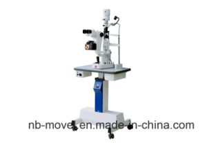 Digital Slit Lamp Microscope pictures & photos