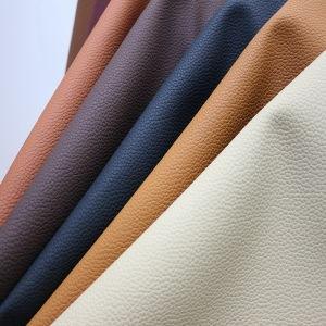 Furniture Bonded PU Leather (Hongjiu-666#) pictures & photos
