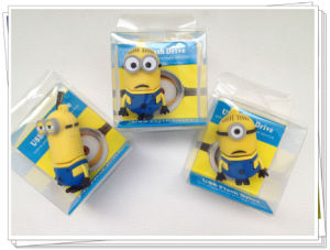 USB Stick Minions Despicable Me USB Flash 2.0 Memory Drive Stick Pen/Thumb/Car USB Flash Drives 4GB 8GB 16GB 32GB 64GB HS1 pictures & photos