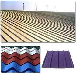 Prepainted Steel for Roofing Construction