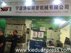 Ningbo Xieduanpress 110ton Open Back Double Cranks Press pictures & photos