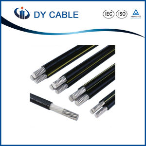 High Quality Duplex/Quadruplex/Triplex Aerial Overhead Bundled Cable pictures & photos