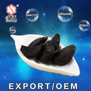 Good Taste Fermented Peeled Black Garlic (1kg/can) pictures & photos