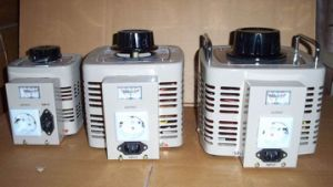 Tdgc2 Series Contact Voltage Regulator/Variable Transformer 1phase, Special Tdgc2-0.5/1/2/3