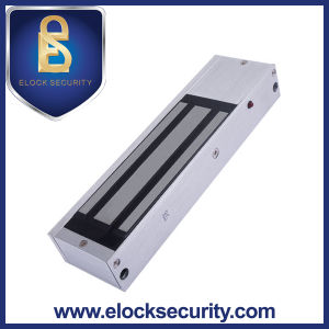 Heavy Duty 500kg/1200lbs Electromagnetic Lock with LED