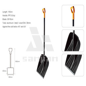 18, 21-Inch Multicolor Heated Snow Shovel pictures & photos
