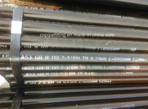 A53 Gr. B Steel Pipes, A53 Gr. B Steel Tubes pictures & photos