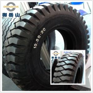10.00-20 Mining Truck Tyre, Bias Tyre, TBB Tyre