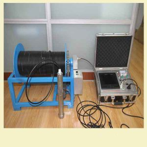 Cheap Underwater Water Well Inspection Camera and Borehole Inspection CCTV Camera and Video Camera pictures & photos
