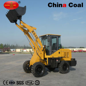 High Efficiency Zl-20 Wheel Loader pictures & photos