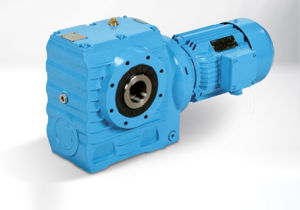 S Helical Worm Gearbox (S37-S97)