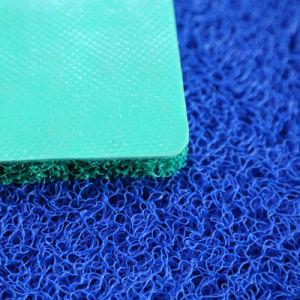 Wholesale Heavy Duty PVC Plastic Vinyl Loop Noodles Spaghetti Coil/Coiled Floor Mats Carpet pictures & photos