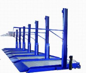 Simple Lifting Parking System with Ce