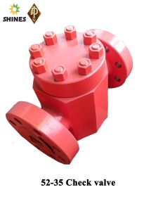 "2 1/16"" Check Valve for Well Control (API 6A)"