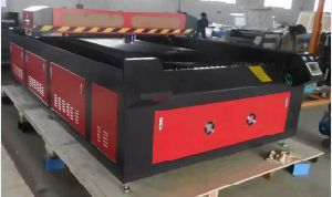 Metal Wood Acrylic CNC Laser Cutting Machine pictures & photos
