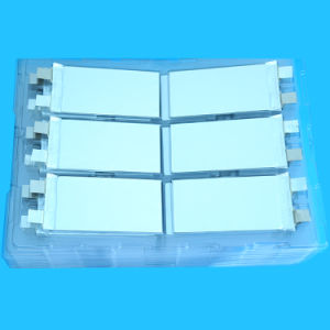 Pouch Cell LiFePO4 Type and 3.2V Nominal Voltage LiFePO4 Battery pictures & photos