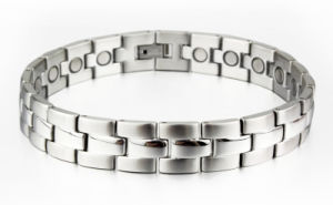 Heart Shape Women Anion Germanium Magnetic Energy Bracelet pictures & photos