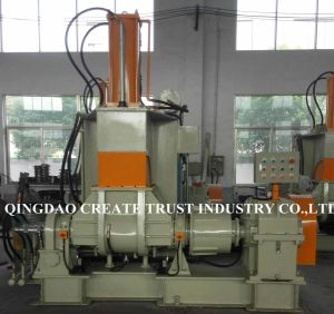 New Technology Plastic Kneading Machine/Plastic Dispersion Kneader/Plastic Kneader pictures & photos