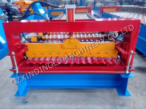 Automatic Corrugated Roll Forming Machine pictures & photos