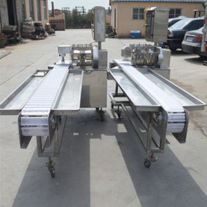 High Efficient Electric Automatic Meat Skewer Machine BBQ Skewer Machine pictures & photos