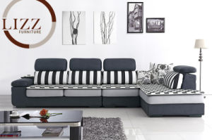 Sectional Fabric Sofa Set pictures & photos