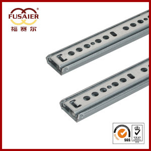 Galvanized Two Way Travel 27mm Drawer Runners pictures & photos