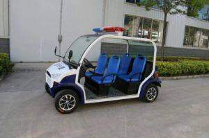 A7 Electric Policeman Patrol Car of 4 Seater pictures & photos