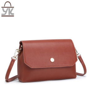 PU Leather Fashion Designer Lady′s Handbags pictures & photos