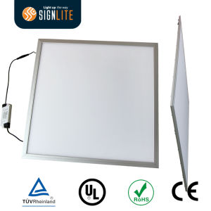Ultrathin Slim Panel Light 20W 80lm/W 8.8mm Thick 300*300mm SMD 5730 LED Warm White pictures & photos