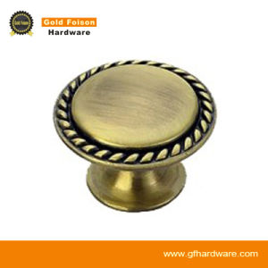 Zinc Alloy Furniture Knob/ Classical Cabinet Handle/ Furniture Accessories (D082) pictures & photos