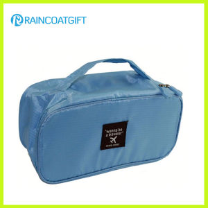 High Quality Ladies PU Cosmetic Makeup Bag Rbc-095 pictures & photos