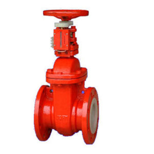 Signal Flanged Gate Valve (ZSXF-Z) pictures & photos