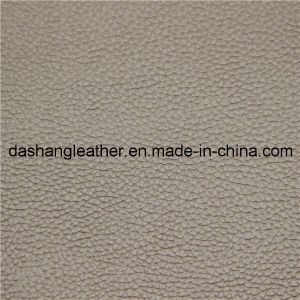 Manufacturer Selling PVC Synthetic Leather for Furniture (DaShang-A939#) pictures & photos