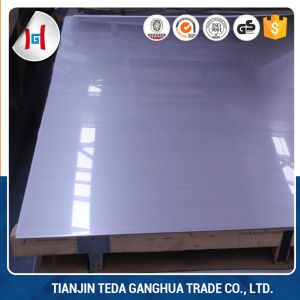 Ss 430 304 2b Finish 4*8 Stainless Steel Sheet in Stock pictures & photos