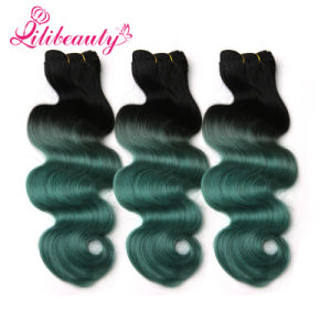 Wholesal Ombre Color Hair Extension 100% Remy Hair pictures & photos