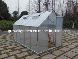 Stronger 6mm Polycarbonate Greenhouse--SD6 pictures & photos