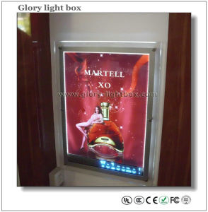 Crystal Light Box with Running Message Display pictures & photos