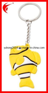 Soft PVC Keychain pictures & photos