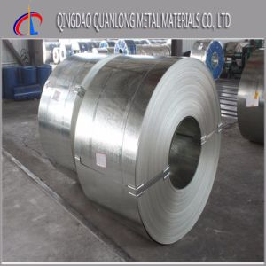 Hot Dipped Galvanized Cold Rolled SPCC Steel Strip pictures & photos
